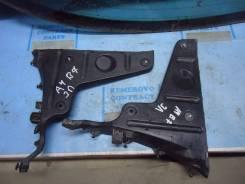 Кронштейн крепления бампера. Audi A4, B7
