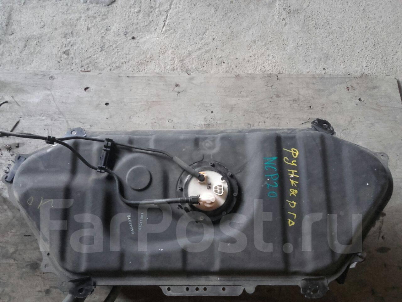 топливный бак toyota 77001-52030 bb