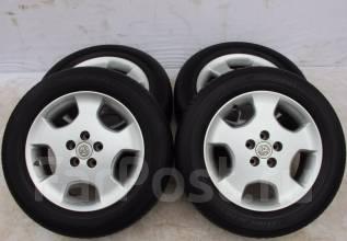 Колёса с шинами =Toyota= R17! 2014 год! 7мм! (№ 63933). 6.5x17 ET35
