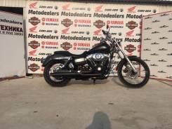 Harley-Davidson Dyna Street Bob. 1 480 куб. см., исправен, птс, без пробега