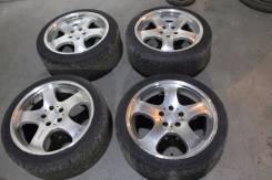 Комплект колес R18 Carlsson для Mercedes-Benz. 8.0/9.0x18 5x112.00 ET35/35