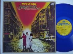 Культ! Супермакс / Supermax - World of Today 1977 DE LP Space Disco