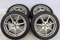 Колёса с шинами =Enkei RS= R17! МАТ Ковка! (№ 64534). 7.5x17 5x100.00 ET48