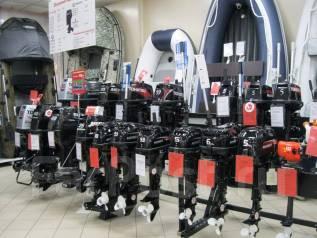 Лодочные моторы Tohatsu - скидка 5% только до 28 февраля