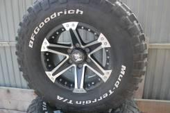 Колёса R16 BF Gudrich. грязёвка, на красивом Японском литье !. 8.0x16 6x139.70 ET33 ЦО 110,0мм.
