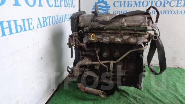 Двигатель в сборе. Mazda Capella Двигатели: F8, F8DE