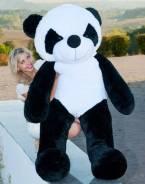 Огромная Мягкая Панда . Мягкий медведь Гигантский 2.2 метра