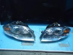 Фары пара Audi A4 B7