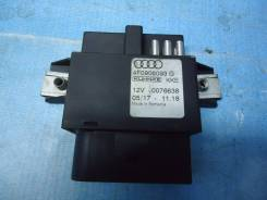 Блок управления топливным насосом. Audi A4, B7