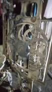 Вентилятор радиатора кондиционера. BMW 5-Series, E39 Двигатели: M52B20, M52B25, M52B28, M54B22, M54B25, M54B30, M62B35, M62B44TU