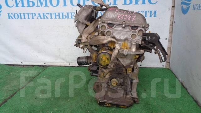 Двигатель в сборе. Nissan R'nessa Двигатели: SR20DE, SR20DET