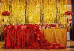 Оформление свадеб, юбилеев, корпаротивов