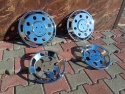 """Хромированные колпаки Mazda Titan/DYNA/Isuzu ELF. Диаметр 16"""""""", 1шт"""