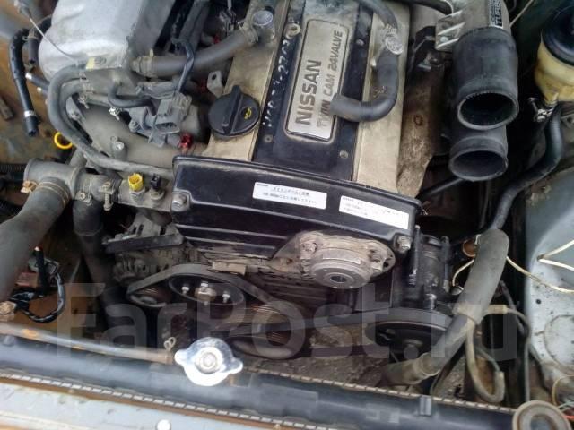 Двигатель в сборе. Nissan Cefiro, CA31, LA31, A31, NA31, LCA31, LNA31 Nissan Laurel, HCC33, HC33 Nissan Skyline, HCR32, HNR32, HR32 Двигатели: RB20DT...