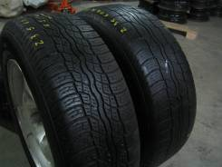 Bridgestone Dueler H/T D687. Летние, износ: 80%, 2 шт