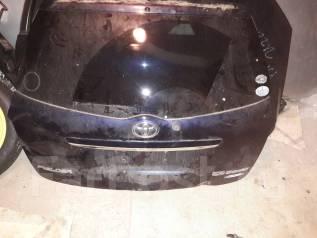 Дверь багажника. Toyota Corolla Fielder, NZE144, NZE144G Двигатель 1NZFE