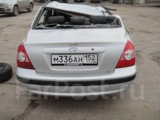 Hyundai Elantra. XD, G4ED