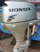 Honda. 20,00л.с., 4-тактный, бензиновый, нога S (381 мм), Год: 2012 год