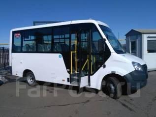 ГАЗ. Автобус NEXT каркасный A64R42, A64R45 20 мест, 2 700 куб. см., 20 мест