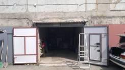 Гаражи капитальные. улица Луговая 50, р-н Баляева, 18кв.м., электричество. Вид снаружи