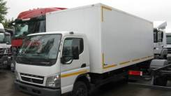 Mitsubishi Canter. Рефрижераторный фургон (80 мм. ) на шасси Mitsubishi FUSO Canter FE 85, 3 000 куб. см., 5 000 кг.