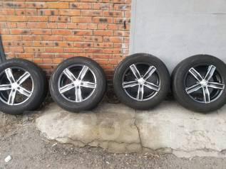 Комплект колес. 7.0x17 5x114.30 ET55