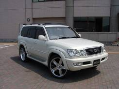 Toyota Land Cruiser 100. ПТС