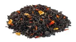 Чай Gutenberg черный ароматизированный Красный апельсин 100 г