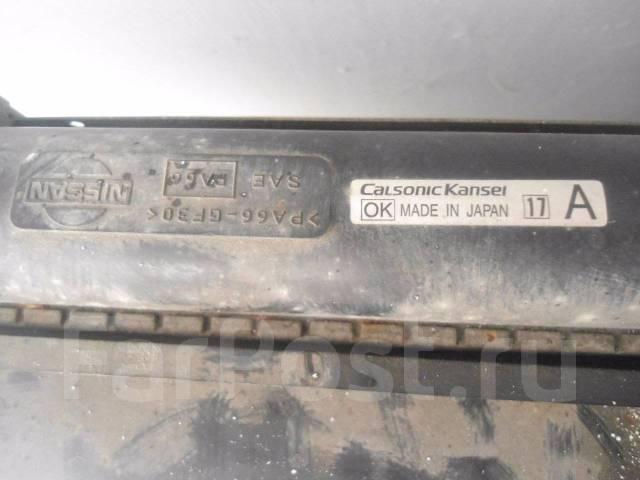 Радиатор охлаждения двигателя. Nissan Stagea, PNM35, NM35, HM35, PM35, M35 Nissan Skyline, PV35, V35, NV35, HV35, CPV35 Двигатели: VQ25DET, VQ35DE, VQ...
