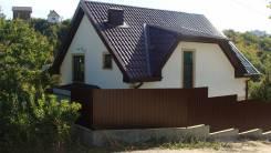 Купить новый, современный дом с ремонтом и мебелью в с. Мысхако. Село Мысхако, р-н Южный, площадь дома 132 кв.м., скважина, электричество 15 кВт, ото...