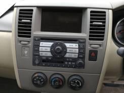 Кронштейн климат-контроля. Nissan Tiida, NC11 Двигатель HR15DE