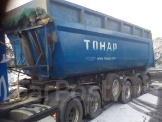 Тонар 9523. Прицеп Тонар, 34 500 кг.