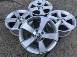 Volkswagen. 6.0x16, 5x112.00, ET50, ЦО 56,6мм. Под заказ