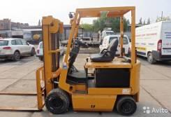 Nissan. Электропогрузчик , 2 тонны, 3 метра, 2 000 кг.
