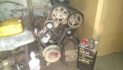 Двигатель в сборе. Daewoo Nexia