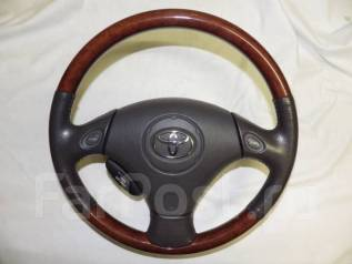 Руль. Toyota: Allion, Windom, Allex, Aurion, Aristo, Verossa, Ipsum, Avensis, Estima Hybrid, Corolla, Altezza, Avensis Verso, Estima, Vista, Mark II W...