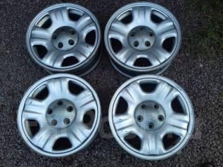 Toyota. 6.0x16, 5x114.30, ET45, ЦО 60,1мм.