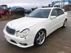 Обвес кузова аэродинамический. Mercedes-Benz E-Class, W211 Двигатели: M, 113, E50