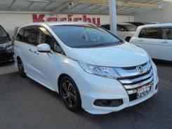 Honda Odyssey. автомат, передний, 2.4, бензин, 27 000 тыс. км, б/п. Под заказ