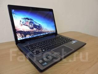 """Lenovo IdeaPad Z480. 14"""", 3,1ГГц, ОЗУ 4096 Мб, диск 500 Гб, WiFi, Bluetooth, аккумулятор на 4 ч."""