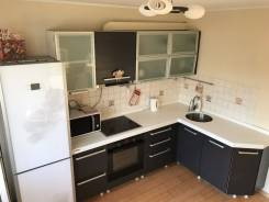 2-комнатная, улица Маковского 169а. Океанская, частное лицо, 55кв.м. Кухня