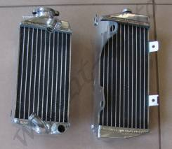 Радиаторы TRS-R-122 Серый Honda CFR450R (15-16)