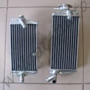 Радиаторы TRS-R-056 Серый Honda CRF450R (13-14)