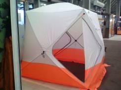 Зимняя палатка КУБ 2.2м. *2.2м. *2.05м