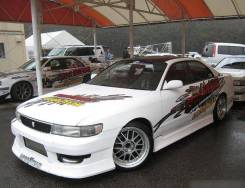 Обвес кузова аэродинамический. Toyota Cresta, GX61, GX90, JZX90, LX90, SX90 Toyota Chaser, GX90, JZX90, LX90, SX90. Под заказ