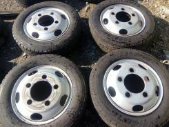 Centerline Wheels. 5.5x16, x197.00х5, 5x203.20, ЦО 150,0мм.