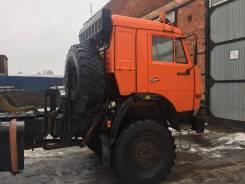 Камаз 44108. Продам два с-х тягача 2007г с полуп-пом Нефаз 9334 2007г/в, 10 850 куб. см., 19 000 кг.