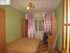 3-комнатная, улица Кутузова 3а. Вторая речка, агентство, 76 кв.м.