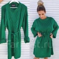 Платья-свитеры. 40-48. Под заказ