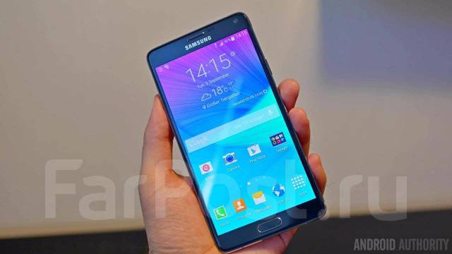 Samsung Galaxy Note 4. Б/у